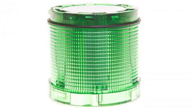 Moduł świetlny zielony z diodą LED 24V AC/DC światło ciągłe 70mm 8WD4420-5AC