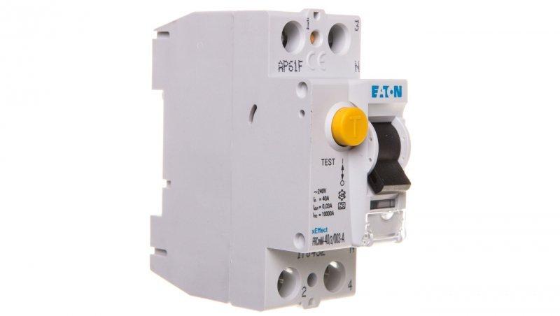 Wyłącznik różnicowoprądowy 2P 40A 0,03A typ A FRCmM-40/2/003-A 170432