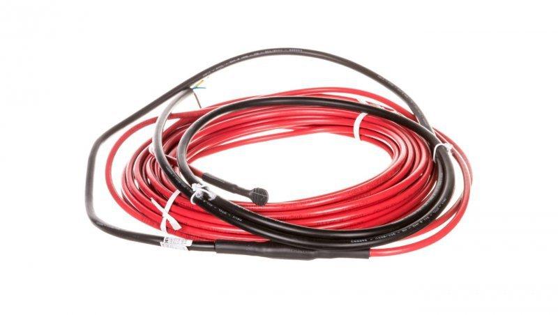 Kabel grzejny jednostronnie zasilany DEVIflex 18T/230V 18W/m 17,5m 140F1401