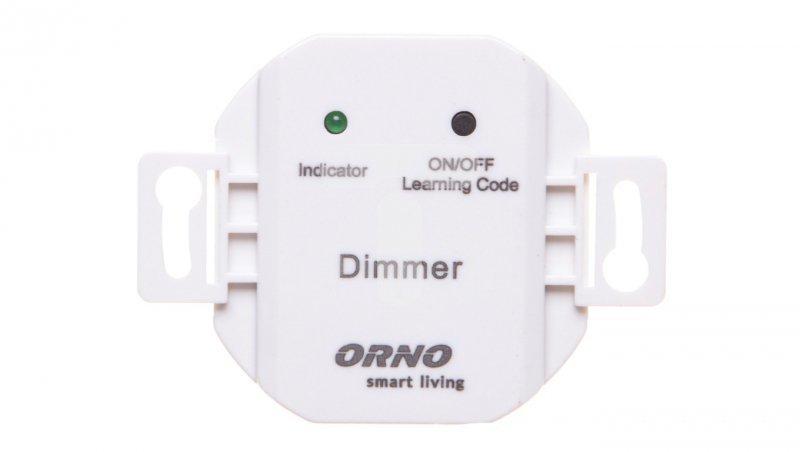 Włącznik podtynkowy (dopuszkowy) ON/OFF, z funkcją ściemniania, sterowany smartfonem Smart Living OR-SH-1705