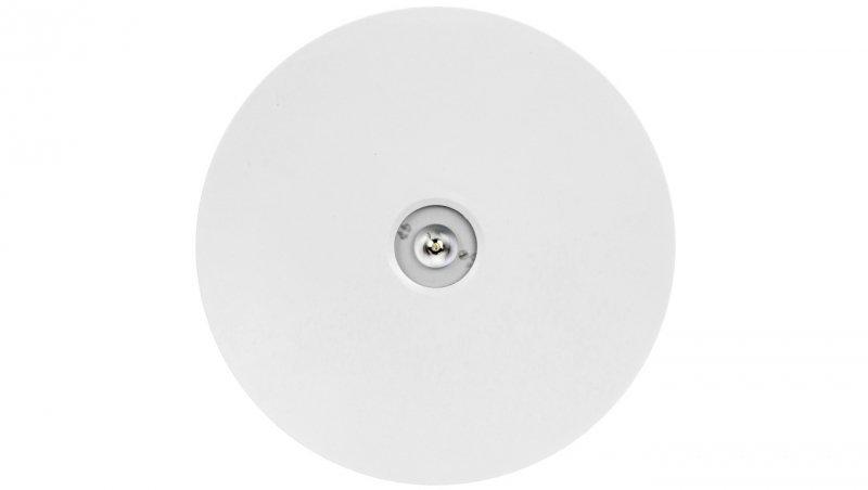 Oprawa awaryjna AXN IP65 ECO LED 1W 125lm (opt. otwarta) 1h jednozadaniowa biała AXNO/1W/E/1/SE/X/WH
