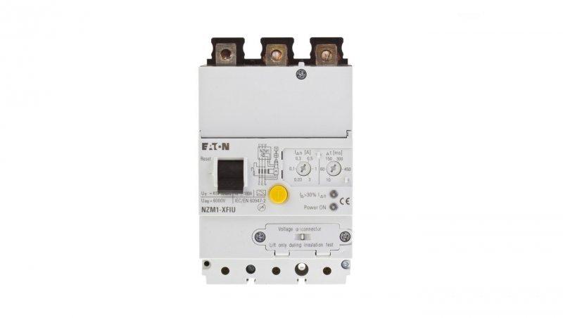 Blok różnicowoprądowy 3P 0,03-3A t 60-450ms NZM1-XFIU 104611