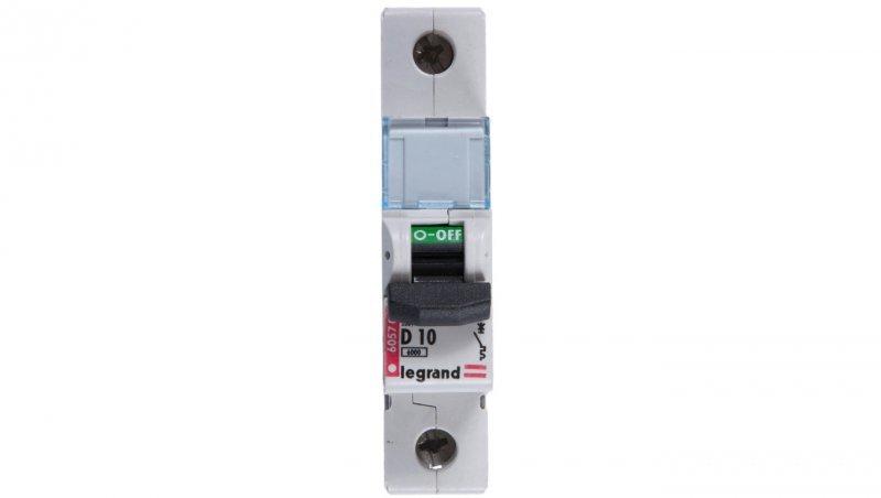 Wyłącznik nadprądowy 1P D 10A 6kA AC S301 TX3 403719