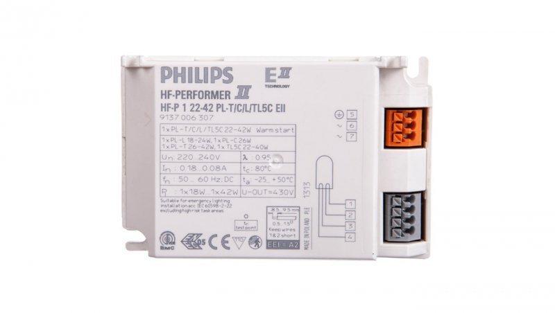 Statecznik elektroniczny HF-P 1 22-42 8711500913975