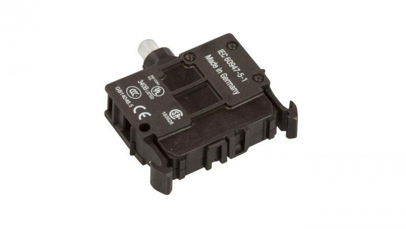 Oprawka z LED zielona 230V AC M22-LEDC230-G 216568