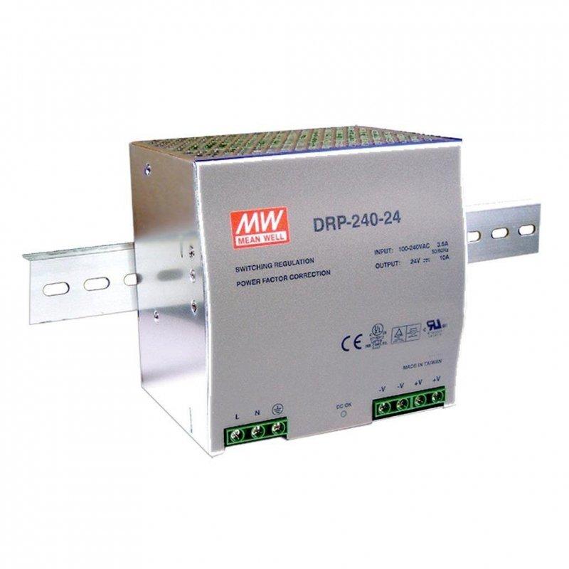 Zasilacz impulsowy 85-264V AC/ 10A 24V DC 240W