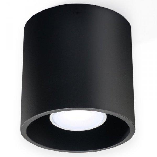 Plafon ORBIS 1 Czarny
