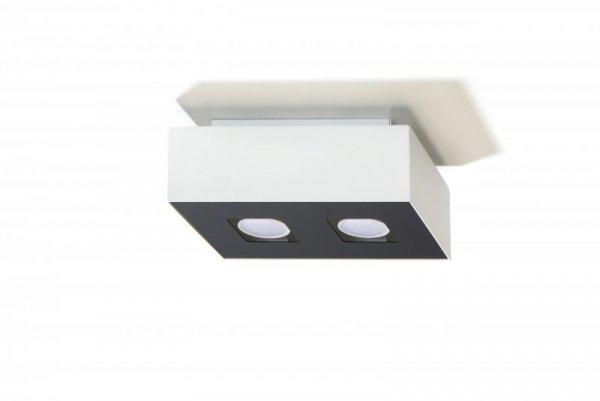 Plafon MONO 2 Biały