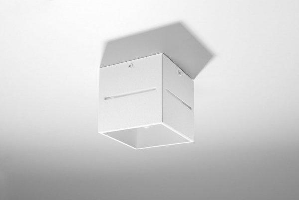 Plafon LOBO Biały