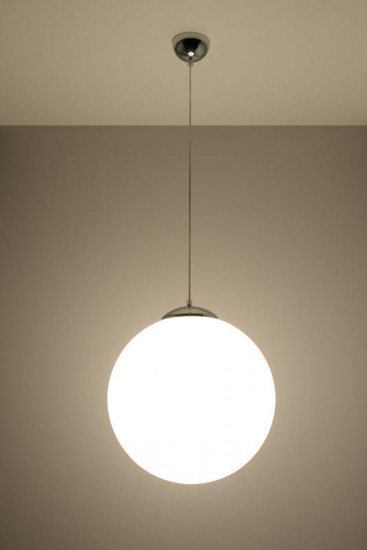 Lampa Wisząca UGO 40 CHROM