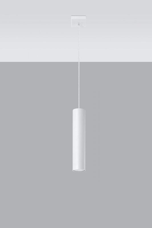 Lampa Wisząca LAGOS 1 Biały