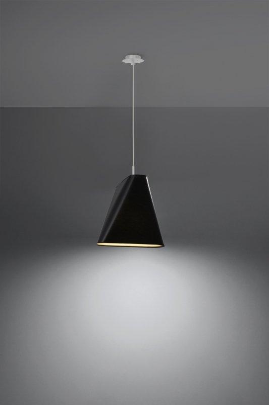 Żyrandol BLUM 1 czarny