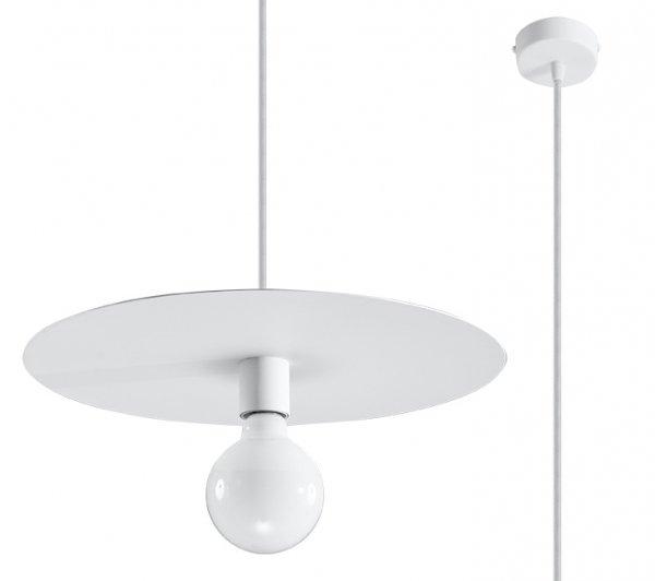 Lampa wisząca FLAVIO biała