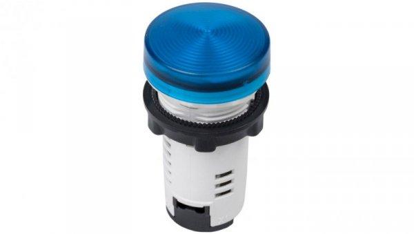 Lampka sygnalizacyjna 22mm niebieska 24V AC/DC XB7EV06BP