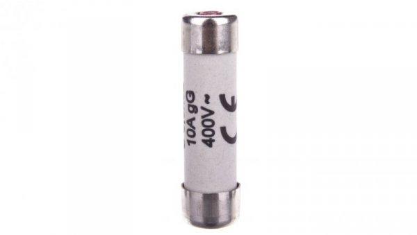 Wkładka bezpiecznikowa BiWtz cylindryczna 8x32mm 10A gG L8532C10