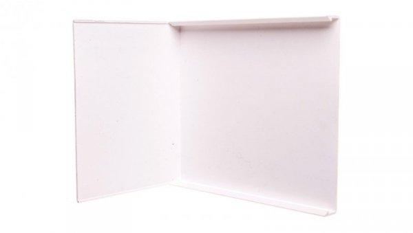 Końcówka kanału WDK 130x100 HE100130RW biała 6193395
