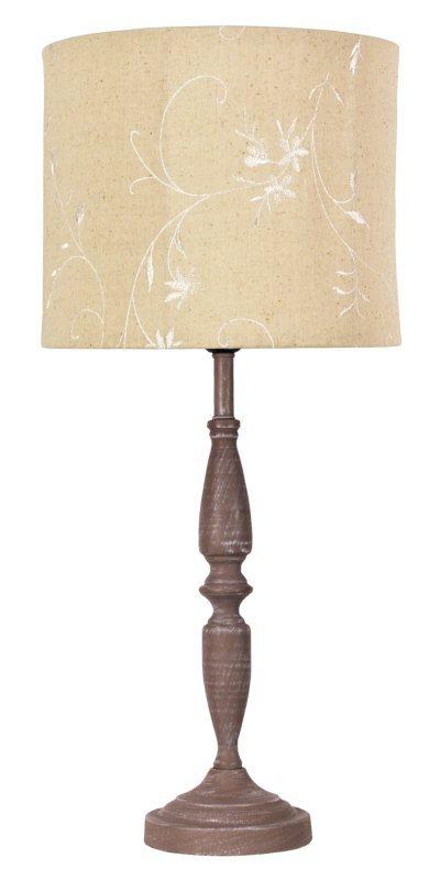 SAFARI LAMPKA GABINETOWA 1X60W E27