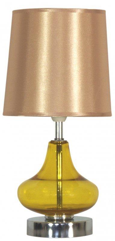 ALLADINA LAMPKA 1X40W E14 BURSZTYN