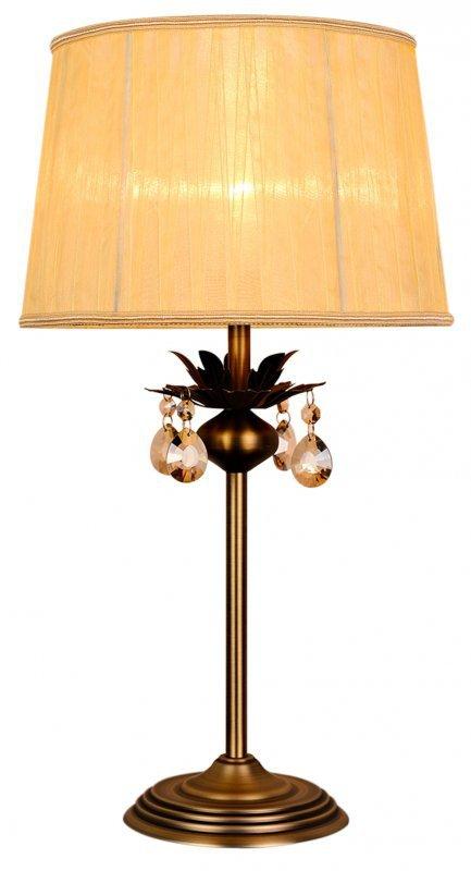 ADONIS LAMPKA GABINETOWA 1X60W E27 PATYNA