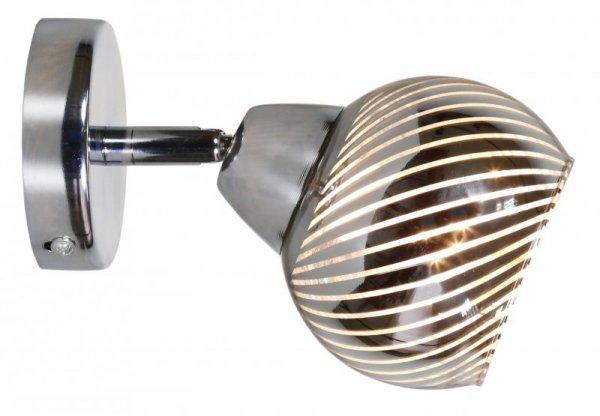 FORT KINKIET 1X10W E14 LED CHROM