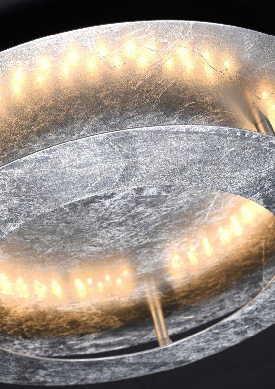 MERLE PLAFON 50 24W LED 3000K SREBRNY
