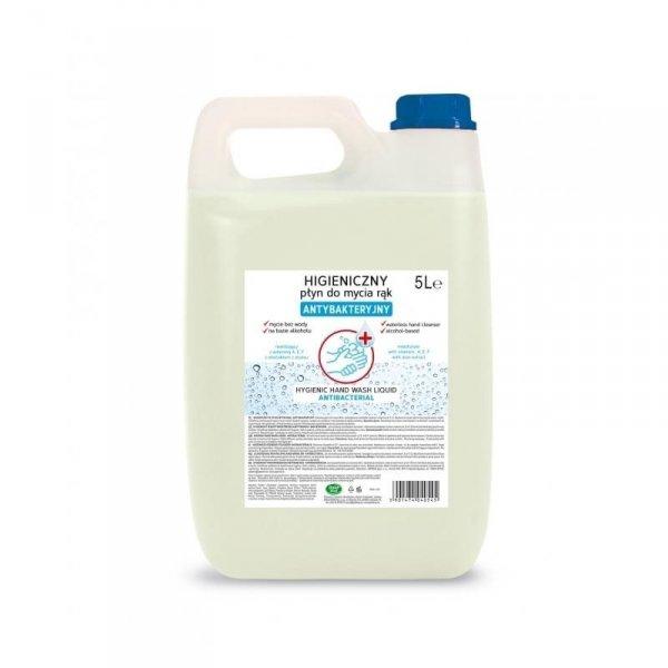 Higieniczny płyn do mycia rąk antybakteryjny 5l