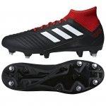Buty adidas Predator 18.3 SG BB7749 czarny 41 1/3
