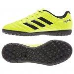 Buty adidas Copa 19.4 TF J F35457 żółty 38 2/3