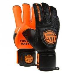 Rękawice FM Classic Black Orange Aqua Grip Mixcut v 3.0 czarny 10