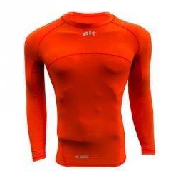 Koszulka 4Keepers HeatGear Lycra S573136 pomarańczowy M