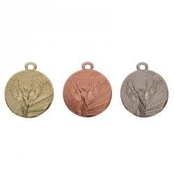 Medal mały dyscyplina mały złoty /srebrny /brązowy