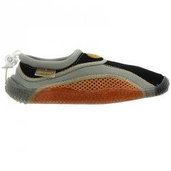 Buty plażowe neoprenowe dziecięce pomarańczowy 29