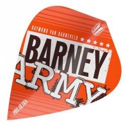 Część zamienna Target piórka Barney Army 334290 multikolor