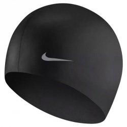 Czepek silikonowy Nike YOUTH TESS0106 001 junior czarny