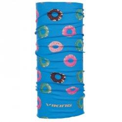 Bandanka Viking Kids  415/19/2828/15 niebieski one size