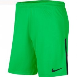 Spodenki Nike Dri Fit Knit II BV6852 329 zielony XL