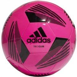 Piłka adidas Tiro Club FS0364 różowy 4