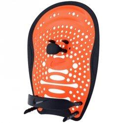 Wioseła pływackie Nike HYPER CRIMSON NESS9173618 L/XL