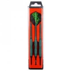Rzutki X-DART SOFT 16g Green zielony