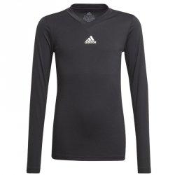 Koszulka adidas TEAM BASE TEE Junior GN5710 czarny 176 cm