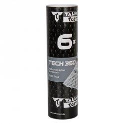 Lotka do badmintona Talbot 350 biały średnia