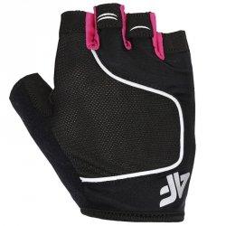 Rękawiczki kolarskie 4F H4L21-RRU061 55S różowy S