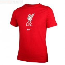 Koszulka Nike Liverpool FC Big Kids' Soccer T-Shirt CZ8249 687 XL (158-170cm) czerwony