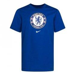 Koszulka Nike Chelsea FC Big Kids' Soccer T-Shirt CZ5810 480 L niebieski