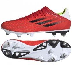 Buty adidas X Speedflow.3 SG FY3286 czerwony 46