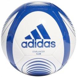 Piłka adidas Starlancer Club GU0248 biały 4