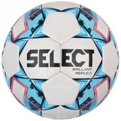 Piłka Select Briliant Replica 0994855002 biały 4