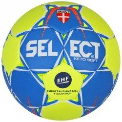 Piłka ręczna Select Keto  EHF 3840850251 1 żółty