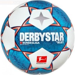 Piłka  DerbyStar Bundesliga V21 Replica biały 5