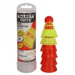 Lotka do speedmintona Talbot multikolor szybka